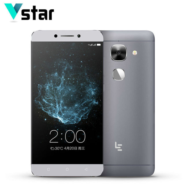 Original Letv LeEco Le Max 2 X820 4G LTE Mobile Phone 6GB 128GB Quad Core Snapdragon 820 5.7''21.0 MP Dual SIM Fingerprint Phone