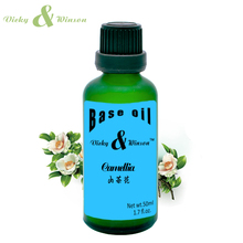 Vicky&winson Camellia  oil 50ml Essential Oil Tea Seed Anti Hair Loss Care Moisturizing Massage With High Quality