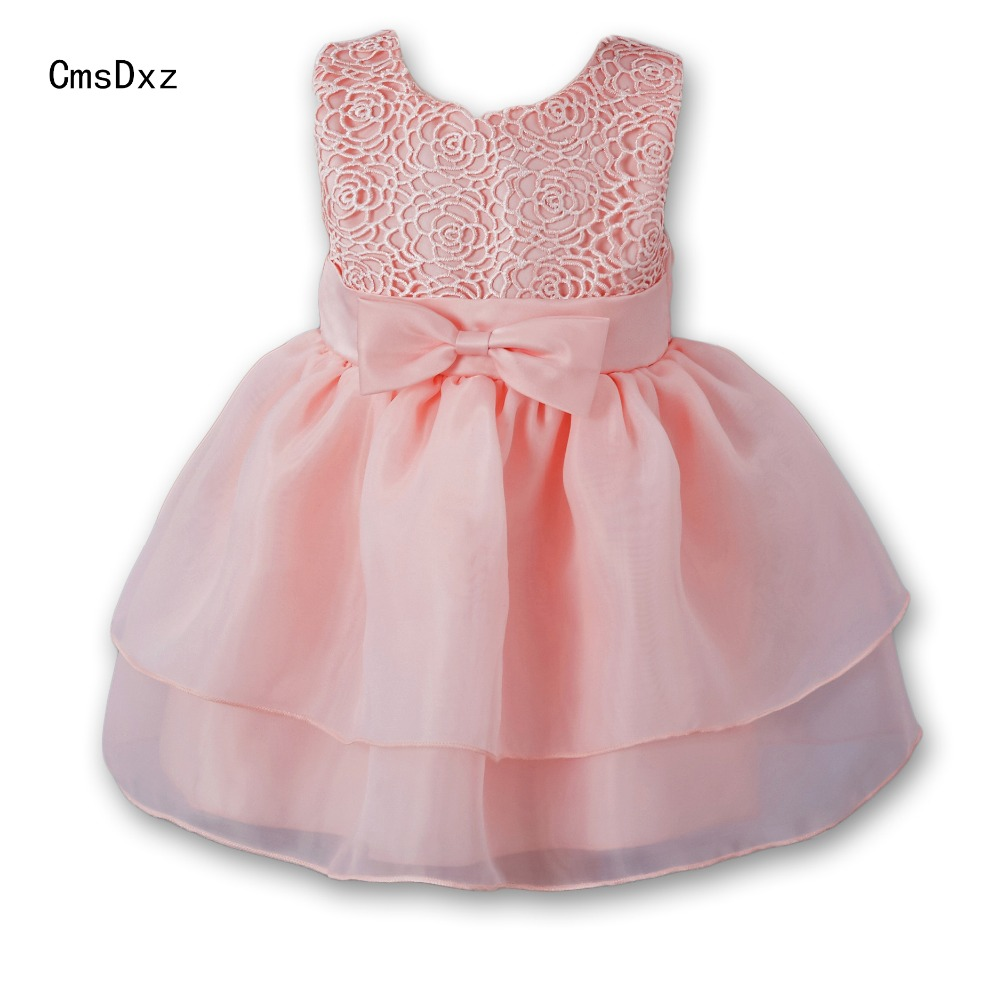 CmsDxz Toddler Girl Baptism Dress Christmas Costumes 2017