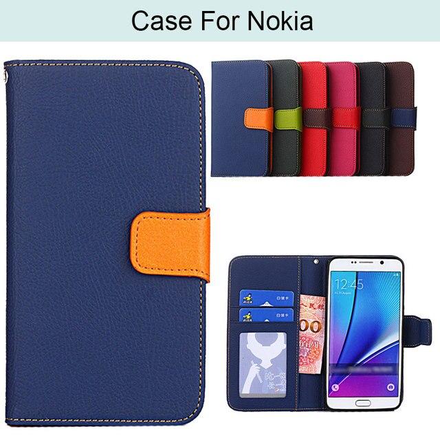US $4 99 |K'try Lichi Skin Luxury Pu Leather Phone Case For Nokia N2 N3 N5  N6 N7 N7Plus N8 N9 N6 2018 X6 2 1 3 1 5 1 on Aliexpress com | Alibaba Group