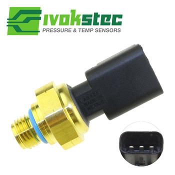 Oryginalny silnik ciśnienia oleju nadawcy dla Cummins ISX ISM ISX11 9 ISX15 4921517 492 1517 tanie i dobre opinie 4921517 492 1517 4921744 Brass GEGT6610-270 10GE270GT1311MA 10GEGT1250R IVOK 5 2*2 9*2 9 For Cummins Engine Oil Pressure Sensor Switch