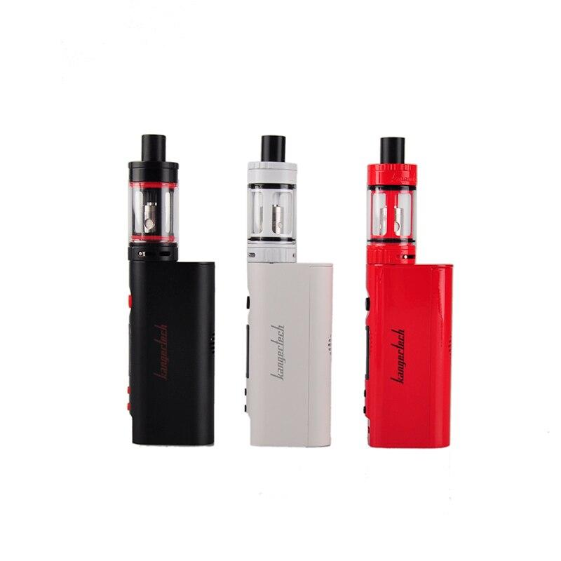 kangertech Kanger topbox mini Starter kit e electronic cigarette with KBOX Mini TC Mod 75W TOPTANK Mini 4ml tank 0.5ohm SS Coil стоимость