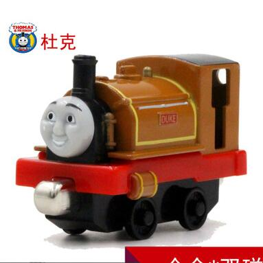 ∞New Diecast Metal Thomas and Friends Train One Piece Duke Megnetic ...