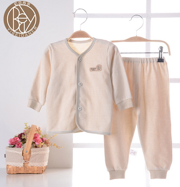 2017 Hot Baby Clothes Cotton Pijamas Newborn Baby Girl Sleepwear  Pajamas Suit Set baby boy Clothes pijamas infantil