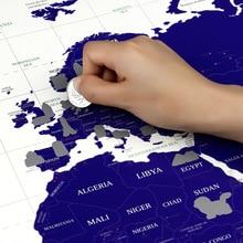 Scratch แผนที่ Edition World