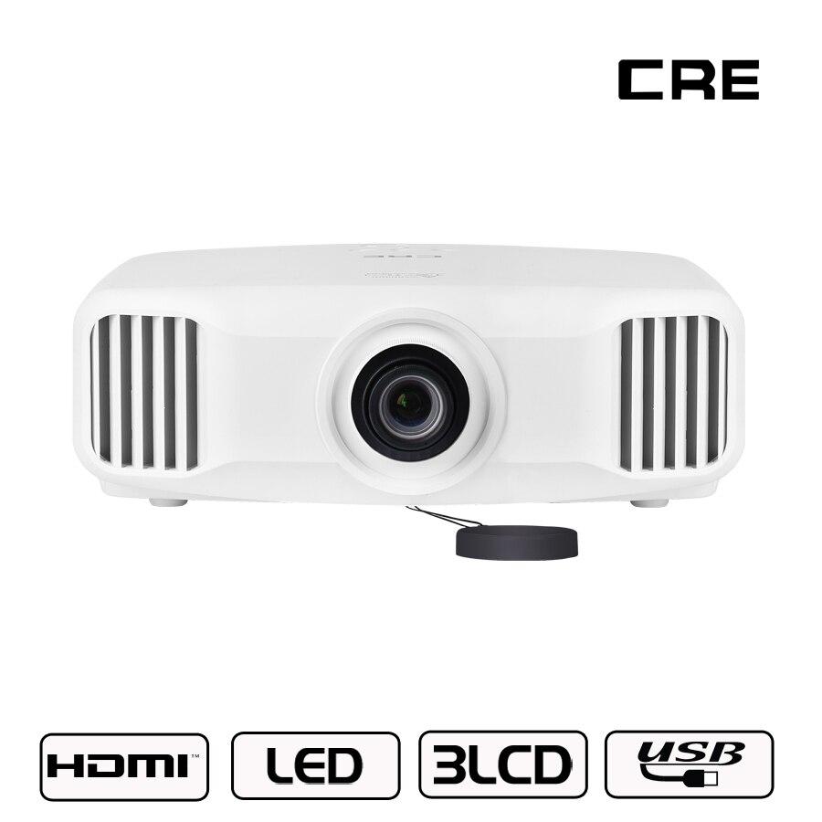 Gewissenhaft Beste 1920x1200 Smart Android Wifi Cinema Projektor Volles Hd Video Wxga 4led Hdmi Vga Heimkino Projektor Unterhaltungselektronik