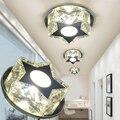 Светодиодный потолочный светильник LAIMAIK  90-260 В  5 Вт/3 Вт  современные светодиодные потолочные лампы для гостиной