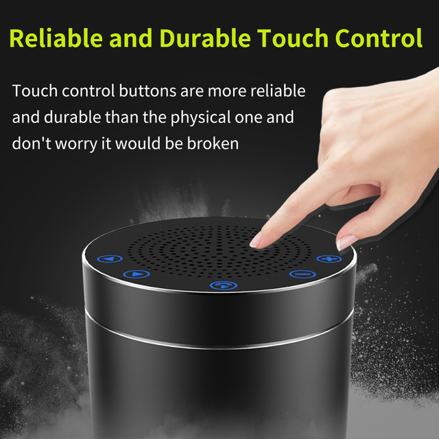 Bluetooth Speaker Aluminum Alloy 4