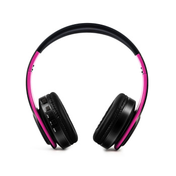 20 Hours Bluetooth Headphones Wireless Stereo Headsets with Mic TF Card Slot Compatible for all bluetooth Acoustic Devices 2
