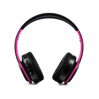 Free Shipping Bluetooth Headphones Wireless Stereo Headsets With Mic Support TF Card For IPhone Samsung Calls