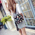 Female package Taobao selling new bags Korean butterfly flower shoulder bag handbag pu small backpack manufacturers wholesale