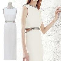 Женские белые летнее платье, элегантные свадебные платья Verano, удивительные праздничное платье, длинное платье, большие размеры платье 6XL, пи