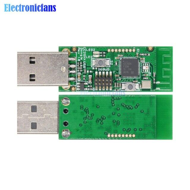 Inal-mbrica-Zigbee-CC2531-Sniffer-bulbo-foco-Junta-paquete-Analizador-de-protocolo-de-m-dulo-de