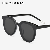Acetate Cat Eye Sunglasses Women Gentle Oversize Kurt Cobain Korea Sun Glasses for Women Brand Designer Goggles Nylon Lens Peter