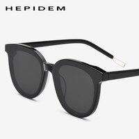 Acetate Cat Eye Sunglasses Women Gentle Oversize Kurt Cobain Korea Sun Glasses for Women Brand Designer Goggles Nylon Lens Peter
