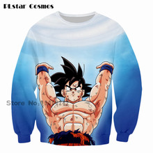 3d Men Hoodie Anime Printed Long Sleeved Pullover PLstar Cosmos Brand Mens Sweatshirt Cool Clothes Hip Hop Hooded