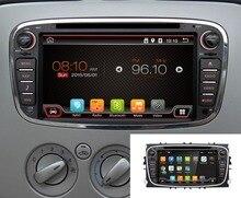 Восьмиядерный Android 8,1 автомобиль DVD gps 2 Din для FORD/Focus/S-MAX/Mondeo/C-MAX/ galaxy/Kuga мультимедийный плеер Wifi автомобилей Радио Видео OBD