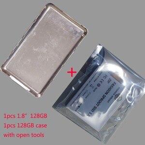 "Image 2 - עבור ה ipod הקלאסי 128 GB 1.8 ""SSD שבב עם מקרה החלפה עבור MK8022GAA MK1231GAL MK1634GAL ועבור iPod וידאו"