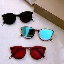 Винтажные Круглые Солнцезащитные очки для женщин, нежные фирменные PCH дизайнерские ретро солнечные очки с покрытием, женские солнцезащитные очки Oculos De Sol Feminino Gafas