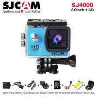 New Original SJCAM SJ4000 Action Camera 2 0 LCD Screen Sports DV 1080P HD Underwater 30M