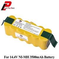 3500 мАч 14,4 В Ni-MH Батарея для IROBOT Roomba 500 600 700 800 Series пылесос для IROBOT Roomba 600 650 700 770 780 800