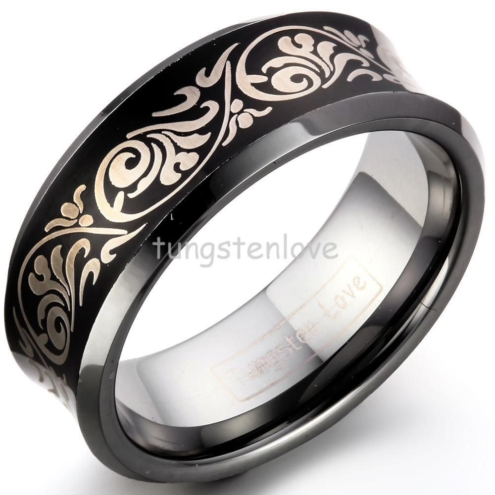 Halloween Wedding Rings Halloween Wedding Ring Inspiration black