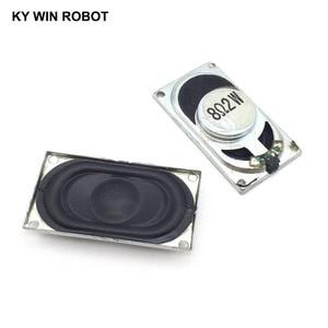 Image 5 - 2PCS/Lot Notebook Speaker Horn 2W 8R 3520 2035 Loud speaker 8 ohms 2 Watt 8R 2W 35*20MM thickness 5.5MM