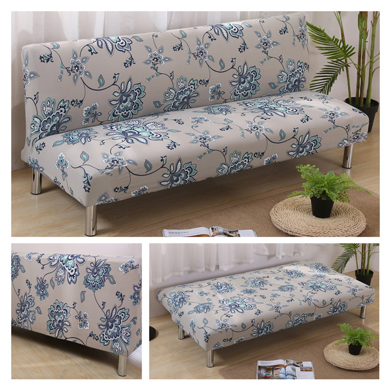 Tremendous Us 19 19 49 Off Stretch Chaise Fabric Sofa Cover Elasticity Flexible Printed Couch Canape Sectional Without Armchair Covers Home Furniture Cover In Creativecarmelina Interior Chair Design Creativecarmelinacom