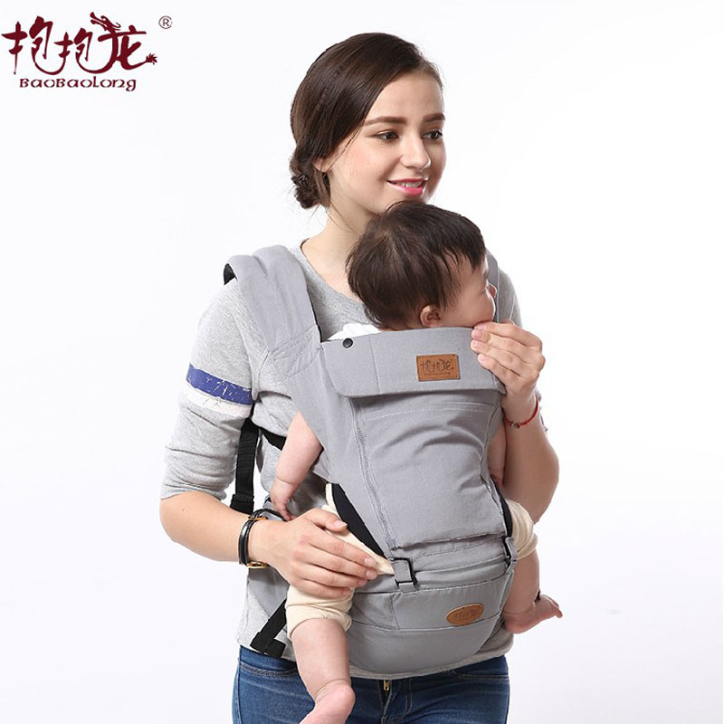 Rex Baby Stool Waist Shoulders Summer Breathable Multifunction Baby Carrier Holding Back Seasons Waist Gordon Benches