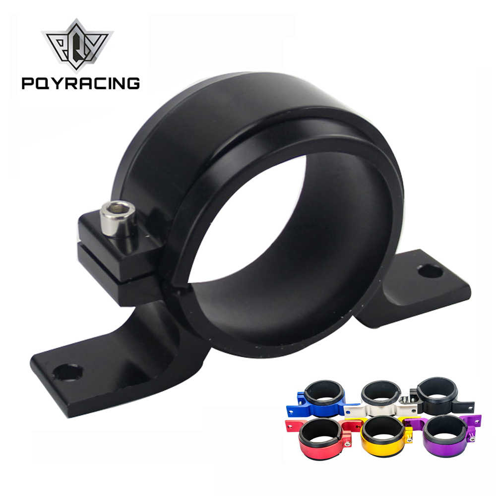 PQY-support de pompe à essence simple en aluminium/support de filtre à carburant 60 MM pour support 044 pour Honda Civic EK 99-00 PQY-LS2511