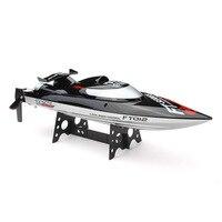 RC Мини лодка на дистанционном управлении скоростная лодка высокая скорость 45 км/ч гоночная лодка бесщеточный мотор версия система водяного