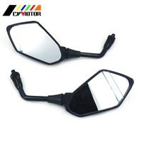 Motorcycle Left Right Side Rear Rearview Mirror For KAWASAKI Z1000 Z750 ER 6N KLE650 ZRX1100 ZRX1200 97 98 99 00 01 02 03 04 11