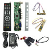 V56 LCD TV Controller Driver Board Full Kit For 30pin 1ch 6bit 1pcs CCFL LVDS Screen