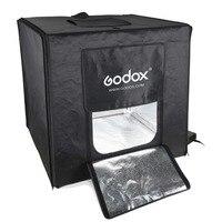 GODOX Photo Studio LED MiNi photography light box Tent LSD 40/60/80 LST 40/60/80 with 2/3 LED Light Bars Photography Background