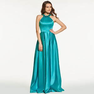 80595e8698 Tanpell prom dress blue floor length women plus prom gown