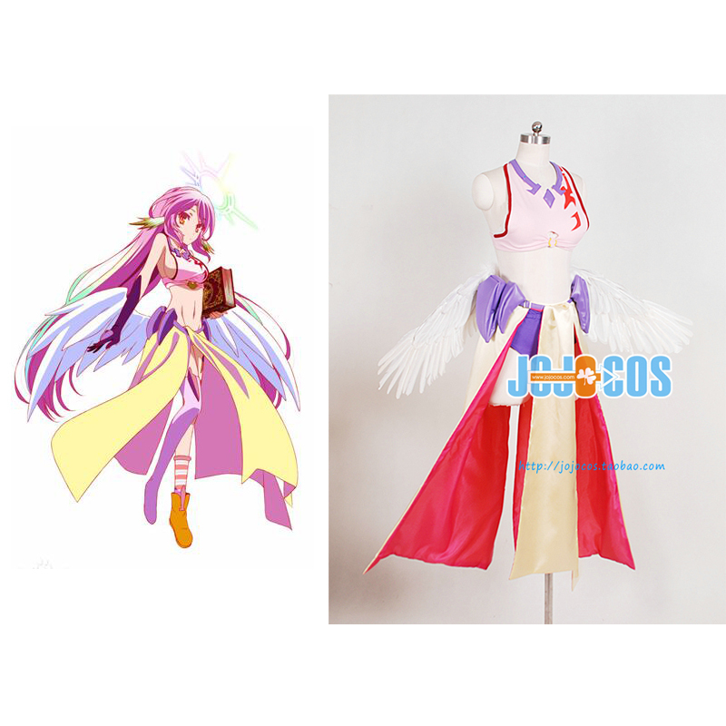 21+ No Game No Life Cosplay Background