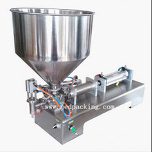 5-100ml Single Head Cream Shampoo Filling Machine YS-45KG GRIND