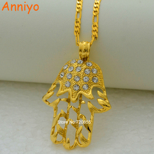Buy turkish nazar pendant and get free shipping on aliexpress anniyo 5cm x 36cm big hamsa hand pendant necklaces women mozeypictures Images