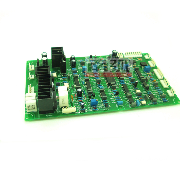 Inverter Gas Shielded Welding Machine Control Panel PCB Accessories NBCInverter Gas Shielded Welding Machine Control Panel PCB Accessories NBC