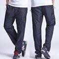 2017 Nuevos Hombres de Secado rápido Pantalones Activos Fuera de Más Tamaño 6XL Hombres Largos Pantalones Activo Elástico de La Cintura de Los Hombres Pantalones de Ejercicio, PA214