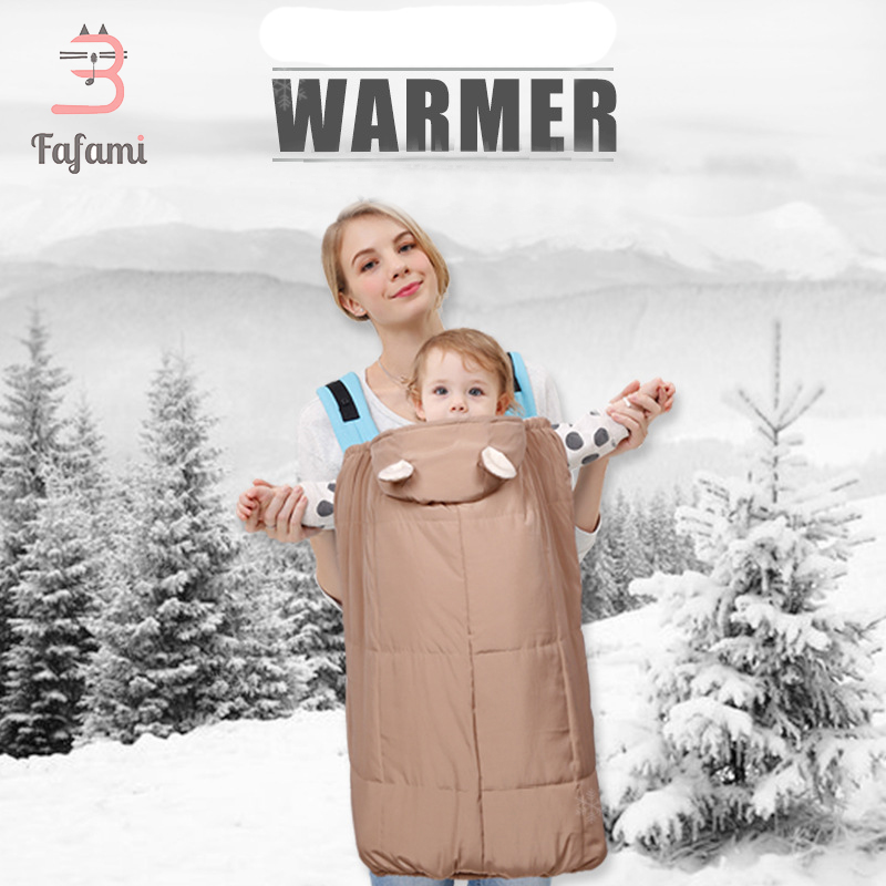 Activity & Gear Strict Baby Carrier Cover Baby Sling Windproof Waterproof Rainproof Cloak Newborn Baby Backpack Carrier Cover Winter Cloak Warm Quilt 2019 Latest Style Online Sale 50%