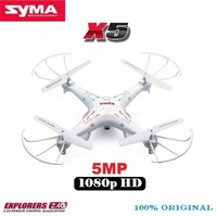 SYMA X5 RC Drone With 5MP HD Camera 2 4G 6 Axis Remote Control Helicopter Quadcopter