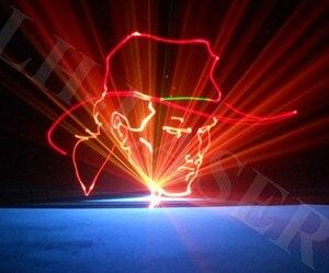 Image 4 - ILDA projecteur laser multicolore RGB 3W, Laser rvb, laser pour voiture, Expo et autres événements