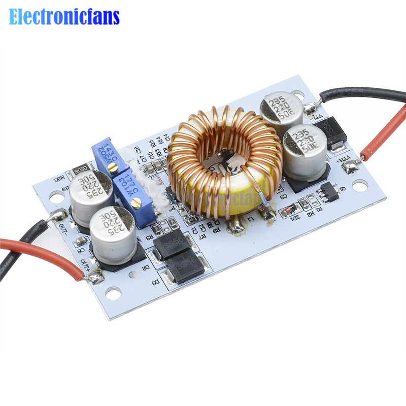 DC DC Boost Converter Constant Module Current Mobile Power Supply 250W 10A LED Driver Module Non-isolated Step Up Module image