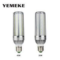 Lampada Bombillas LED wysokiej Jasności 25 W/35 W/45 W Żarówka LED E27 Lampy 85-265 V Reflektor LED Światła Żarówki led energy saving lamp