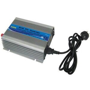 Image 4 - Grid Tie Inverter 600W MPPT micro 30V 36V Panel 72 Cells Function Pure Sine Wave 110V 220V Output On Grid Tie Inverter 22 60V DC