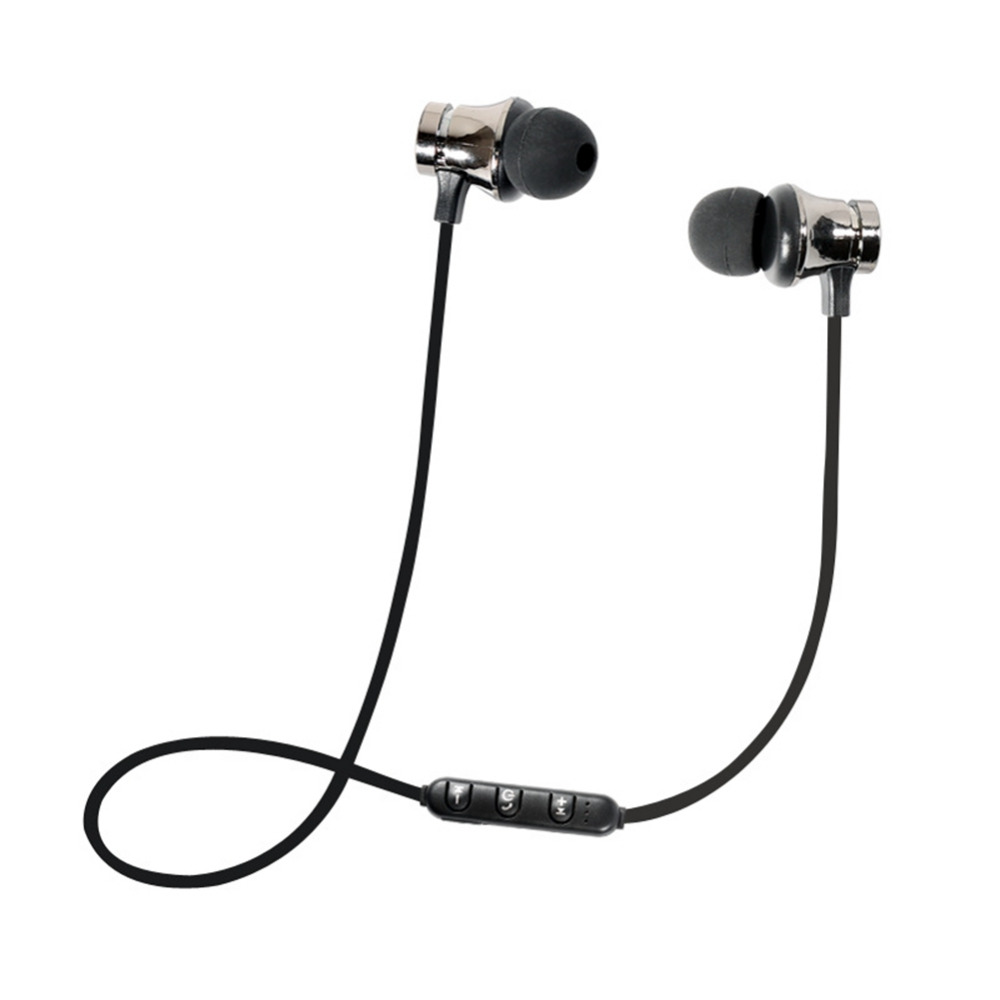 Wireless Bluetooth Earphones Sport Stereo Headset Handfree Blutooth Earbuds With Microphone For xiaomi Phone