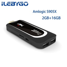 iLebygo HD TV Dongle Stick Network Set Top Box H96 Pro H3 Am