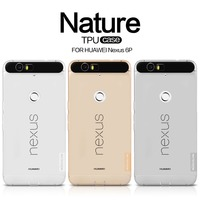 NILLKIN Nature TPU Case Ultra Thin Transparent S Line Clear TPU Soft Back Cover Case For