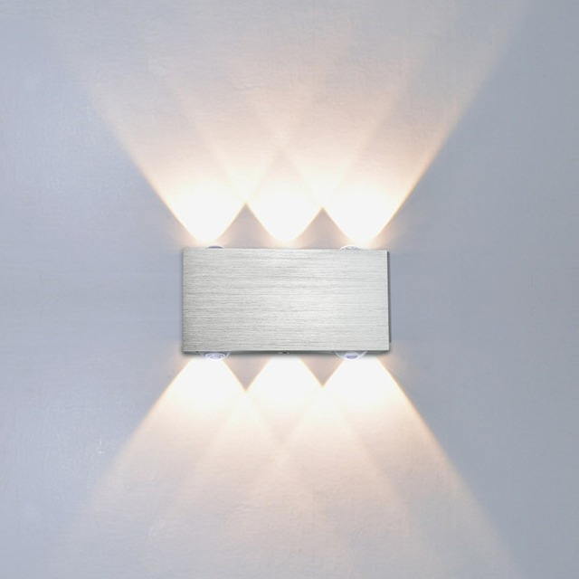 Moderne Leuchte Led Wand Lampe Treppen Leuchte Schlafzimmer Bett